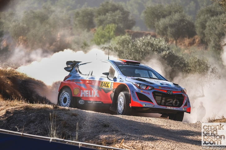 World Rally Championship Spain 2015-22