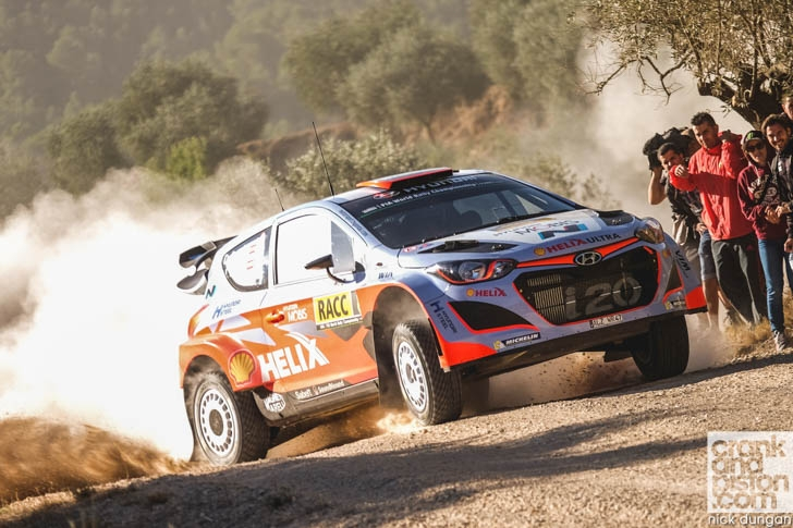 World Rally Championship Spain 2015-23