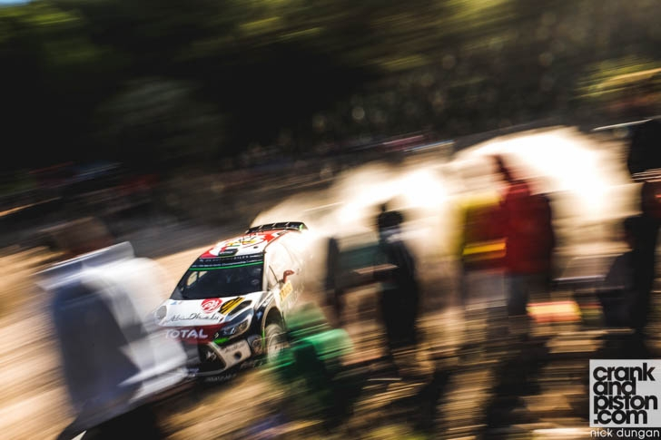 World Rally Championship Spain 2015-24