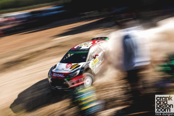 World Rally Championship Spain 2015-25
