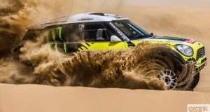X-Raid MINI ALL4 Racing
