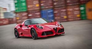 Zender Alfa Romeo 4C