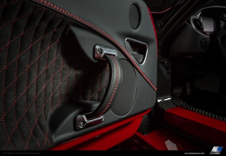Zender Alfa Romeo 4C-20